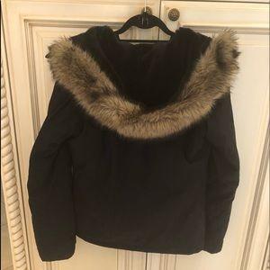 Aritzia Vail bomber coat